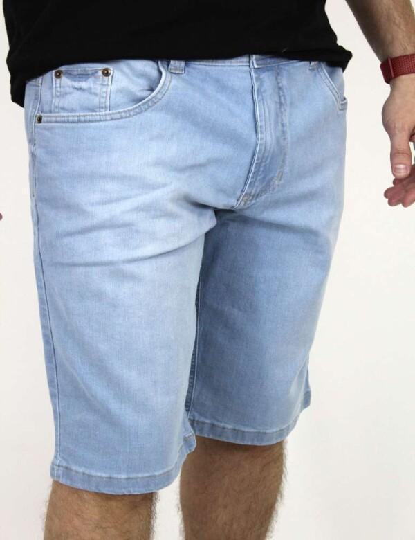 BERMUDA JEANS MASCULINA CLARA - Jeans