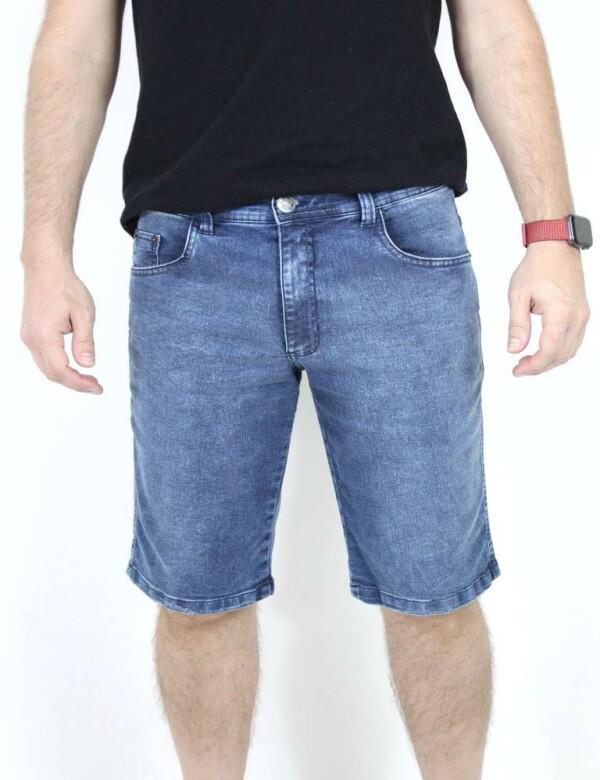 BERMUDA JEANS MASCULINA STONADA - Jeans