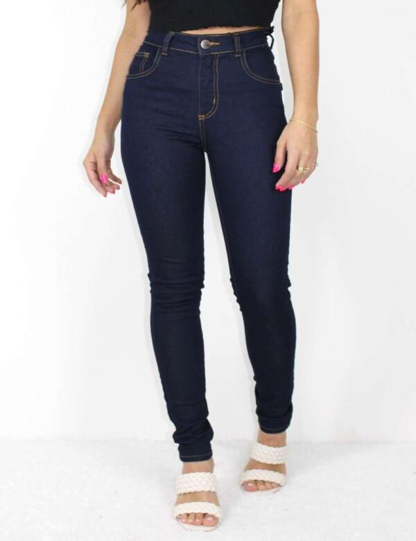 CALÇA HOT PANTS COM ELASTANO - Jeans