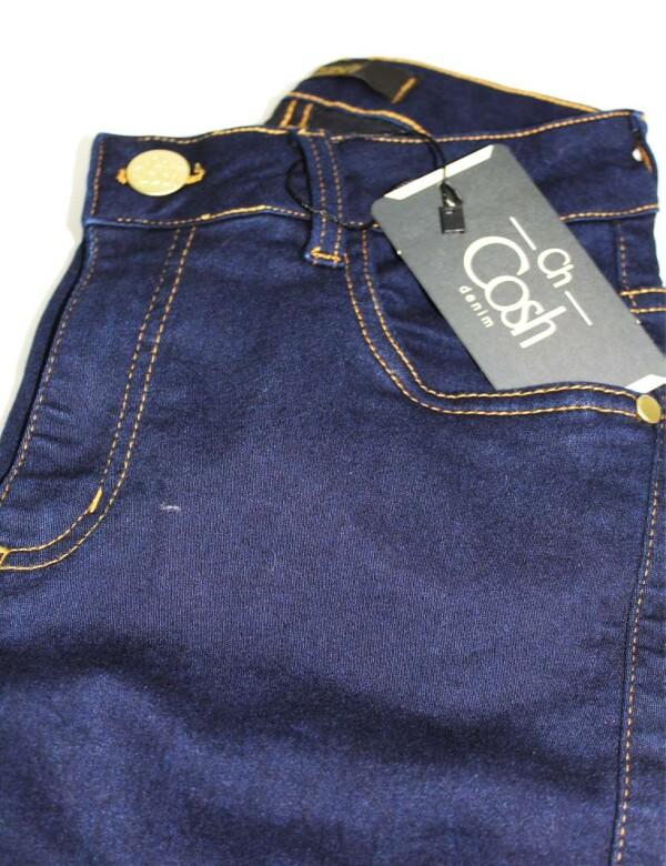CALÇA JEANS FEMININA COM ELASTANO - COSH JEANS - Jeans
