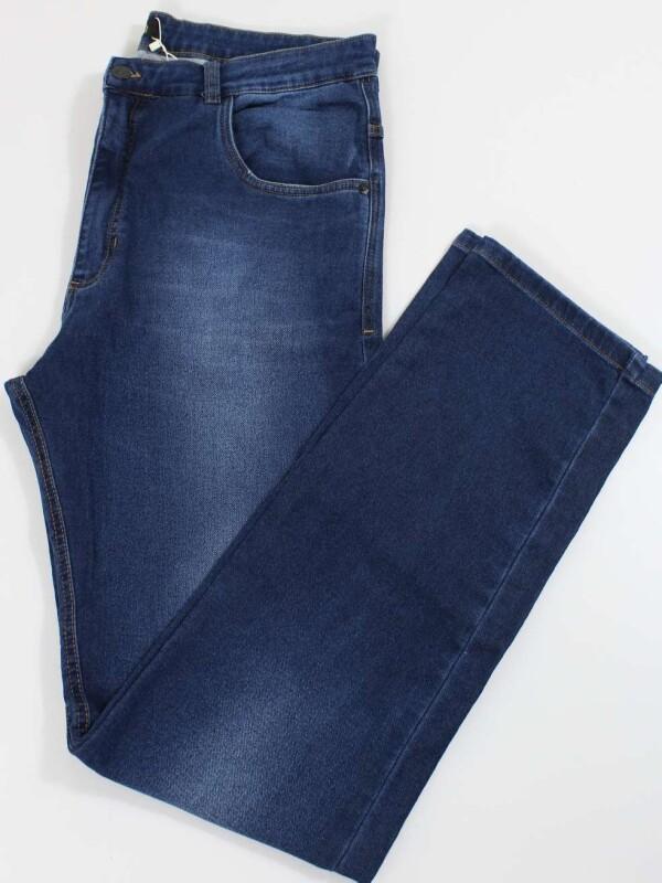 CALÇA JEANS MASCULINA STONE MOLETOM - Jeans
