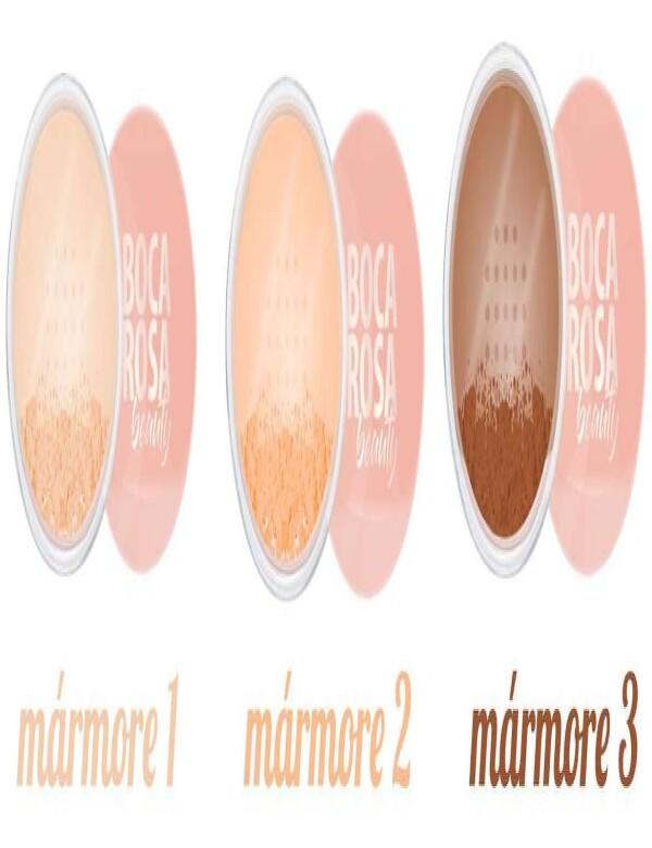 PÓ TRANSLÚCIDO 2 MARMORE 20G - BOCA ROSA - Marmore 02