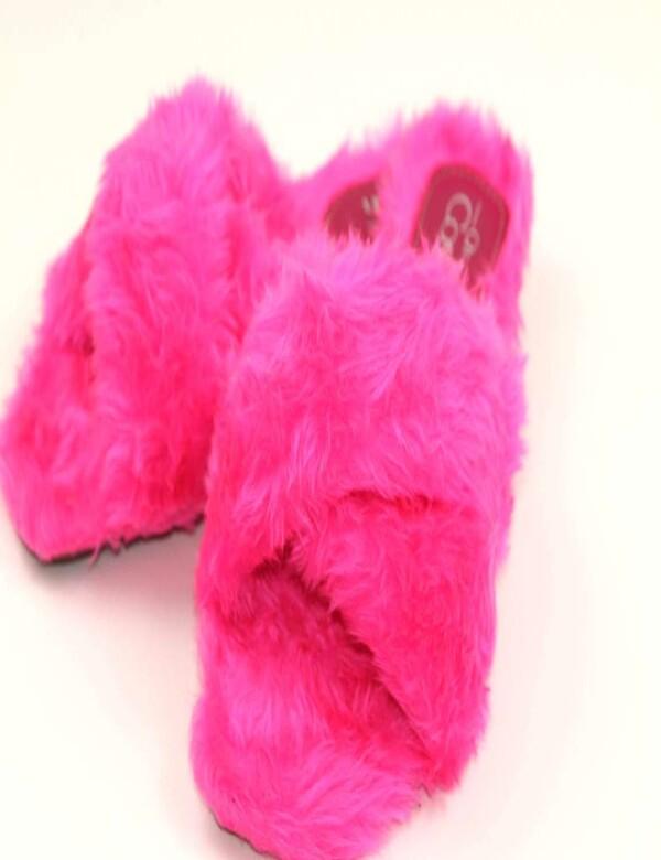 RASTEIRINHA PELUCIA LA ROJE - Pink