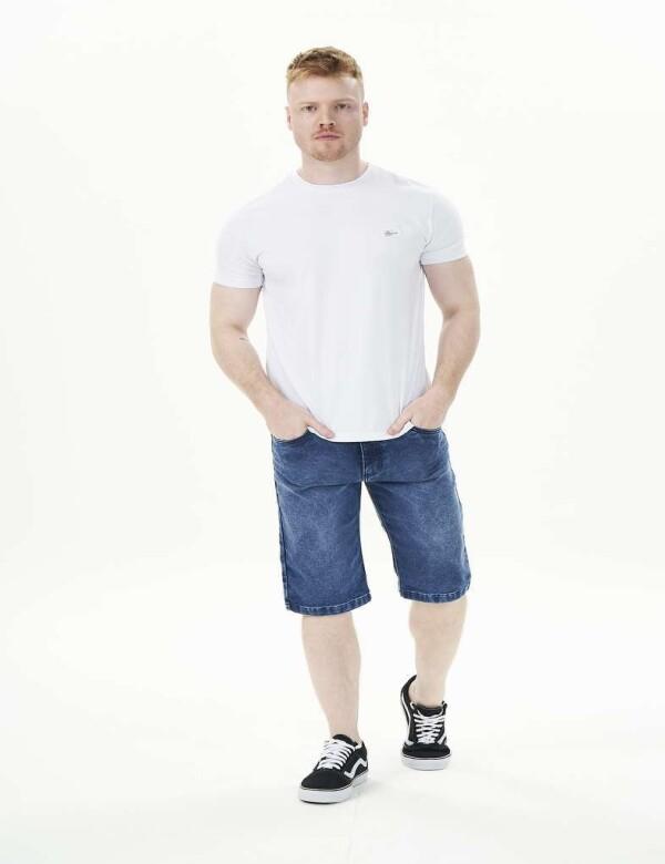 SHORTS JEANS MASCULINO MOLETOM - Jeans